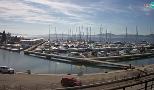 Marina Borik - Webcam Zadar